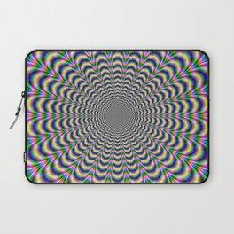 Neon Pulse Laptop Sleeve