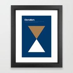 Eternalism Framed Art Print