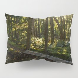 North Shore Trails in the Woods Pillow Sham