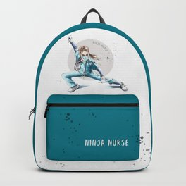 Ninja Nurse Backpack