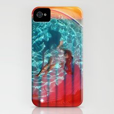 Floatation iPhone (4, 4s) Slim Case