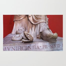 The Mother in Law, Vatican City Rug