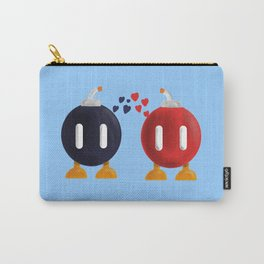 Bomb-Omb Love Carry-All Pouch