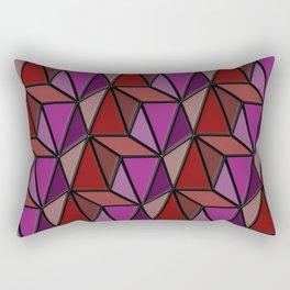 Geometrix 167 Rectangular Pillow