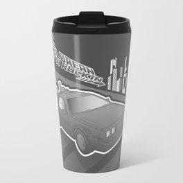 Don't Come-a Knockin Travel Mug