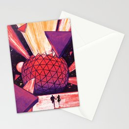 Expansion Volume II Poster Stationery Cards