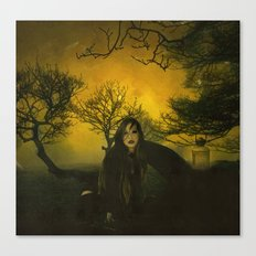 Fantasy - Appointed Canvas Print