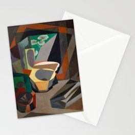 Diego Rivera Still Life with Utensils Stationery Cards