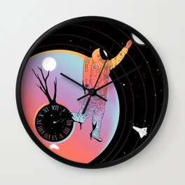 Out of Time (The Current State of Existence) Wall Clock