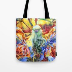 Meditative Sadness Tote Bag