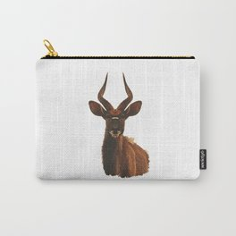 Bongo Antelope, antelope, African animals Carry-All Pouch