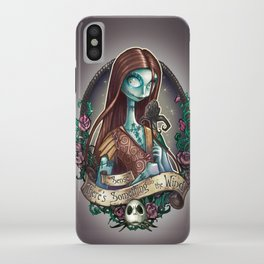 """Something In the Wind"" iPhone Case"