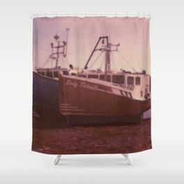Lady Thibault Shower Curtain