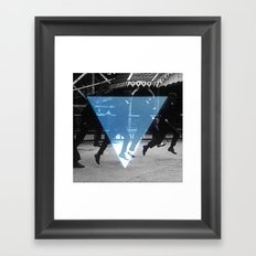 Pandore Framed Art Print