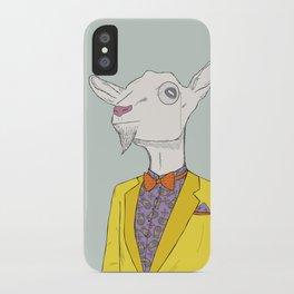 Leopold iPhone Case
