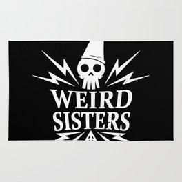 Weird Sisters Rug
