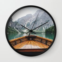 Live the Adventure Wall Clock