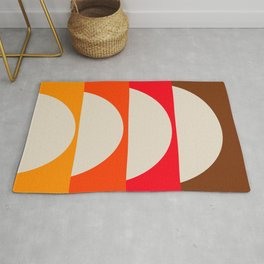 Super Sunrise Sunset Rug