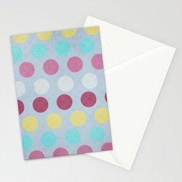 AWLO Dots  Stationery Cards