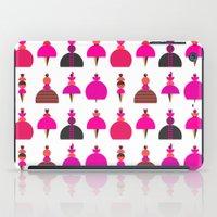kandinsky iPad Cases featuring fashion show by Ioana Luscov