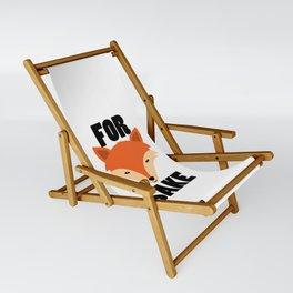 FOR FOX SAKE Sling Chair