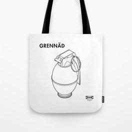 GRENNÄD Tote Bag