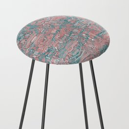 Circuitry Details 2 Counter Stool