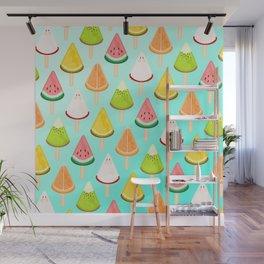 Fruity Pops Wall Mural