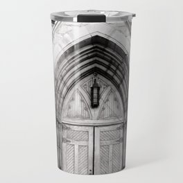 The Doors are but One Way In Travel Mug
