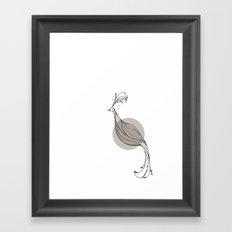 Unadorned Framed Art Print