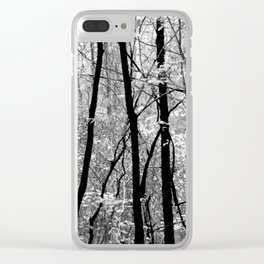 Forest (Pennsylvania) Clear iPhone Case