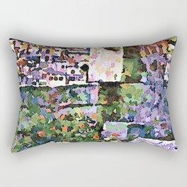 Sassi di Matera Rectangular Pillow