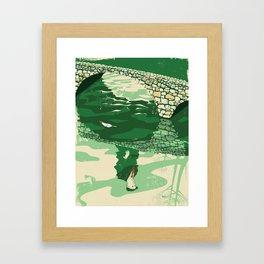 Herbert Warren Wind Framed Art Print