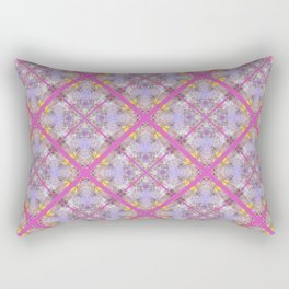 Na'veh Angel Design Abstract Rectangular Pillow
