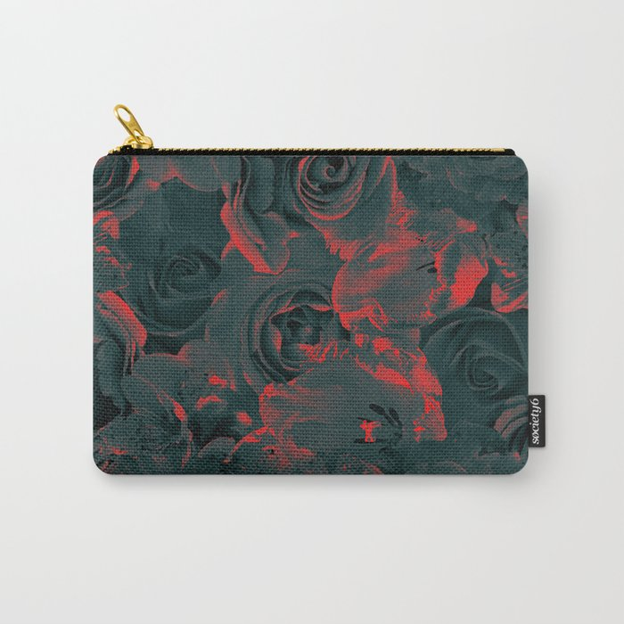 flowers 57 Carry-All Pouch
