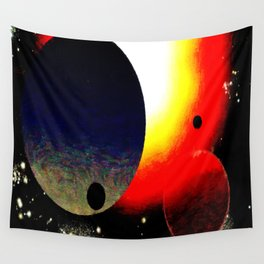 SPACE 102914 - 148 Wall Tapestry