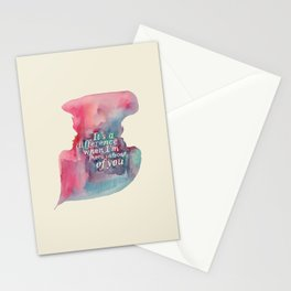 My Touch Stationery Cards