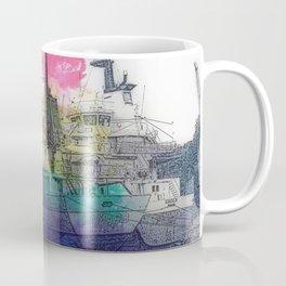 Kingston ships Coffee Mug