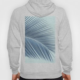 Palm leaf - oceanic Hoody