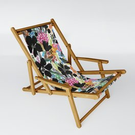 Summer Floral 20 Sling Chair