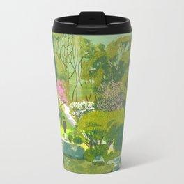 Ume Blossoms Travel Mug