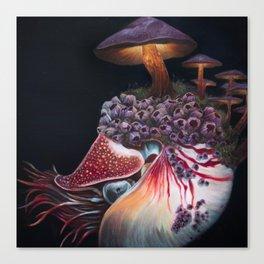 Hadal Borealis Canvas Print