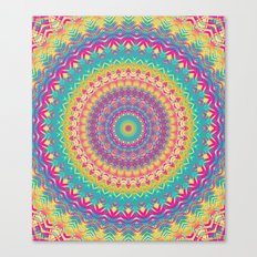 Mandala 452 Canvas Print