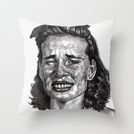 Wowie Zowie!!! Throw Pillow