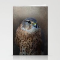 merlin Stationery Cards featuring The Merlin by Pauline Fowler ( Polly470 )