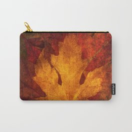 Cycle Modern Seasonal Art Design Photograph Carry-All Pouch