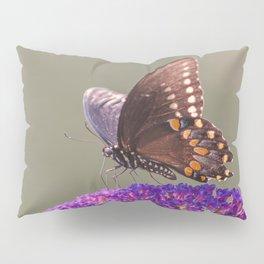 Papillon Sur Fleur Pillow Sham