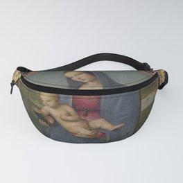 """Raffaello Sanzio da Urbino """"The Conestabile Madonna """", 1504 Fanny Pack"""