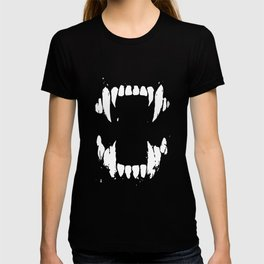 Wolf Fang wolf T-shirt