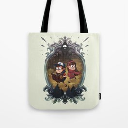 Gravity Falls Tote Bag